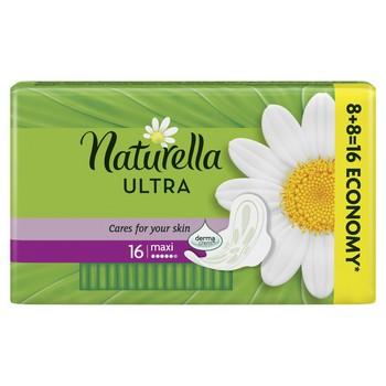 Hig.paketes Naturella Ultra Maxi Duo 16gb